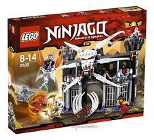LEGO NINJAGO - GARMADON´S DARK FORTRESS SET 2505 - NUEVO SIN ABRIR