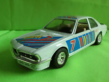 POLFI TOYS BMW 635 CSI - BBURAGO - 1:25 - EXCELLENT CONDITION - REPLICA BBURAGO