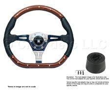 Nardi Kallista 350mm Steering Wheel + Hub for Ford 5055.35.3000 + .1508