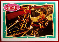 STINGRAY - Card #22 - Did You Know? - issued by Topps, 1993 - Gerry Anderson
