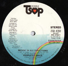 People's Choice ‎– Movin' In All Directions - 12""