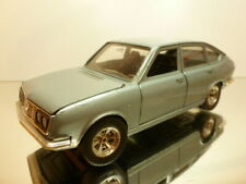 BBURAGO 0107 LANCIA BETA 1800 - BLUE METALLIC 1:24 - GOOD CONDITION