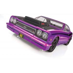 Team Associated 70028 DR10 1/10 RC Drag Race Car RTR (Purple) Brand New