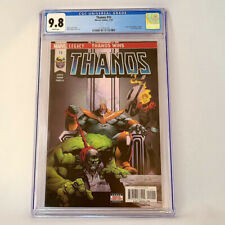Thanos #15 Marvel 2018 CGC 9.8 Cosmic Ghost Rider Revealed 1st Fallen One Top