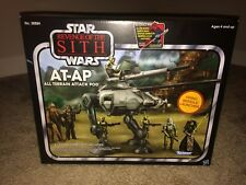 Star Wars AT-AP Vehicle 2012 Clone Revenge Sith Hasbro Vintage Collection NEW!