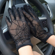Womens Sexy Lace Gloves Protection Sunscreen Mittens Breathable Wrist Gloves Lot