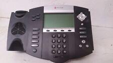 Polycom Soundpoint Ip 550 Sip Voip Hd Voice Phone