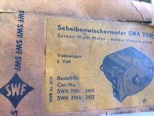 Volkswagen, SWF Wiper Motor # 113-955-111A