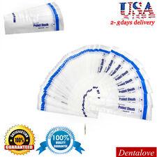 100 PCS Sheath Dental CAMERA Sleeve/Sheath/Cover Disposable for intraoral Camera