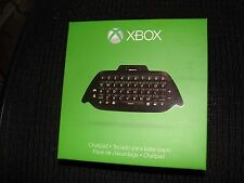 MICROSOFT XBOX ONE CHATPAD & CHAT HEADSET (2015) (8829)       FREE SHIPPING USA