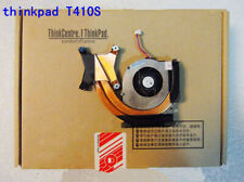 IBM thinkpad Lenovo T410S integrated display fan + radiator