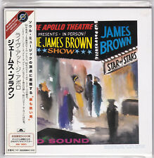 JAMES BROWN LIVE AT THE APOLLO MINI LP CD JAPAN UICY-9283