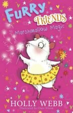 Furry Friends: Marshmallow Magic-Holly Webb,  Clare Elsom