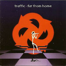 Traffic – Far From Home CD Disky 2002 NEW