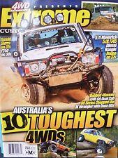 4WD Action Extreme Custom Magazine Australia's 10 Toughest 4WDs