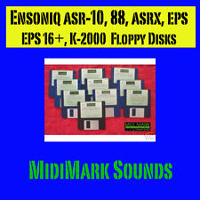 Ensoniq EPS 16+, EPS, ASR-10 Sound Disks Hip Hop asr-88