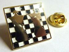 Chess Queen King Checkmate Board Game Backpack Hat Jacket Vest Tie Lapel Pin