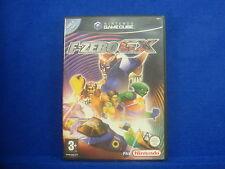 gamecube F-ZERO GX Game Captain Falcon Nintendo PAL UK Version Plays On WII