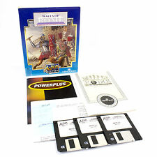 Walls of Rome for IBM PC MS-DOS by Mindcraft in Big Box, 1993, VGC, CIB