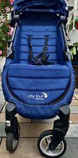Baby Jogger City Tour Kinderwagen kompakt faltbar blau (Handgepäck Tauglich)