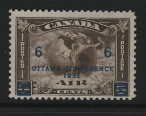 Canada #C4 mint original gum never hinged