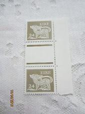 Irlanda 1981 Mint N H 24p par de canal SG 481 18/037
