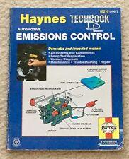 Haynes 10210 Automotive Emissions Control Repair Manual TECHBOOK 1992
