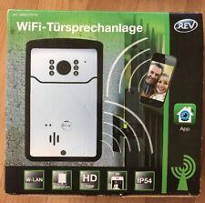 Rev Wifi Türsprechanlage - IP54 - HD - Smartphone - W Lan