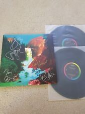 My Morning Jacket The Waterfall Signed Autograph vinyl 2 Lp Jim James
