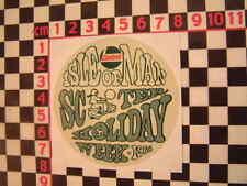 Vintage Style Isle of Man Scooter Sticker 1968 - Vespa Lambretta ISO Mods