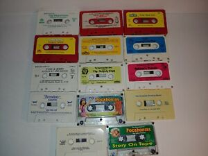 14 Childrens Casette Tapes