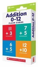 Flash Cards: Addition (Paperback or Softback)