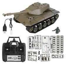 Heng Long 1/16 3839-1 U.S. M41A3 RC TANK 2.4GT Pro edition Military Battle RTR
