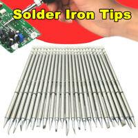 1Pcs T12 soldering iron tip for soldering rework stationYBO