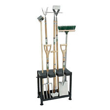 More details for garland self assembly garden tool tidy 60x30cm 2 shelf unit rack organiser