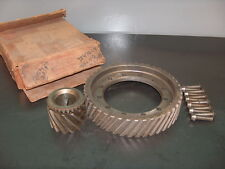 1939-1946 Chevy GMC Big Truck GM NOS Double Reduction Rear End Ring Pinion Gear