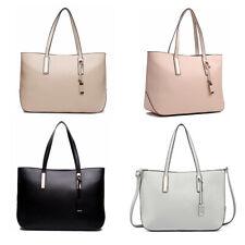 PU Leather Ladies Designer Handbag Women Large Shoulder Tote Laptop Bag