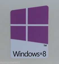 Going Out Of Business Sale! Windows 8 Replacement Stickers, Badge, Logo, Decal