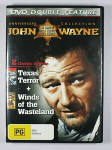 Texas Terror / Winds of the Wasteland DVD FREE POST