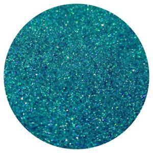Holographic SKY AQUA BLUE GLITTER Nail Art, Body & Wine Glass *PICK YOUR  BAG*
