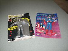 Captain America & Silver Surfer Bendem's MIB