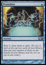 MTG PREORDAIN EXC - PREDESTINARE - M11 - MAGIC