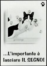 cartolina pubblicitaria PROMOCARD n.3226 FELIX MANGIME PER GATTI