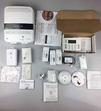 PARTS LOT Att At&t Cisco DLC-200C Burglar Alarm System Control Panel Siren Kit