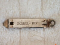 Bottle Can Opener Pabst Blue Ribbon Beer Goebel Beer 22 Vintage Mid Century