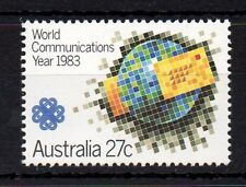 Australia 1983 World Communications Year MNH set 887