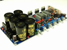 Assembled TDA7294 2.1 channel Power amp board with speaker protection -Upgraded