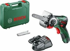 Bosch Cordless Saw EasyCut 12 (NanoBlade technology, battery, charger, saw bl...