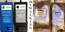 ORIGINAL DELL SERIES 9 MK990 BLACK AND MK991 COLOUR  926 V305 V305W FAST POSTAGE