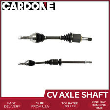 Cardone CV Axle Shaft Front Left+Right X2 Fits 2008-2009 FORD TAURUS X(FWD) UU26